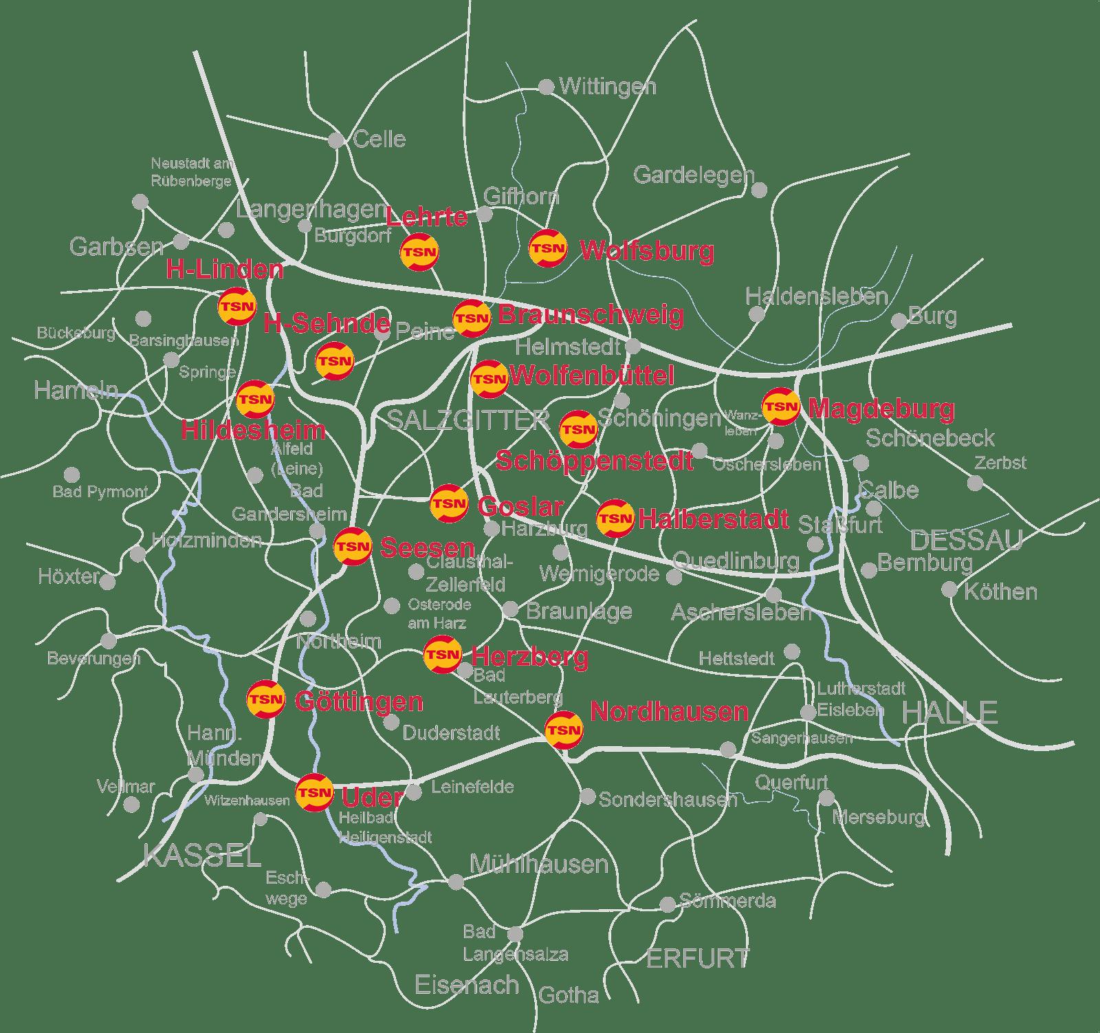 Site Map 2018: Startseite